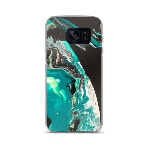 """Of the wind"" Samsung Case"