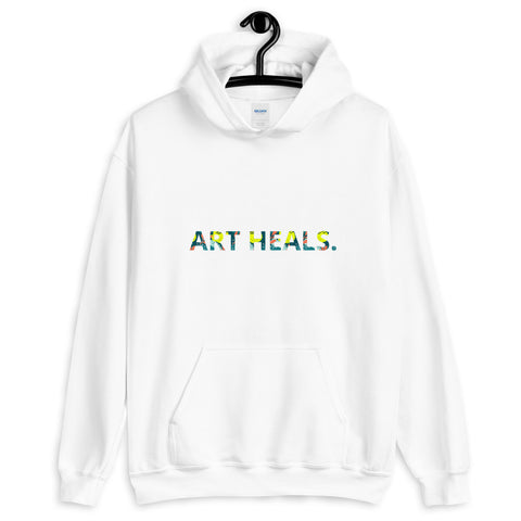 ART HEALS (In Color) Hoody