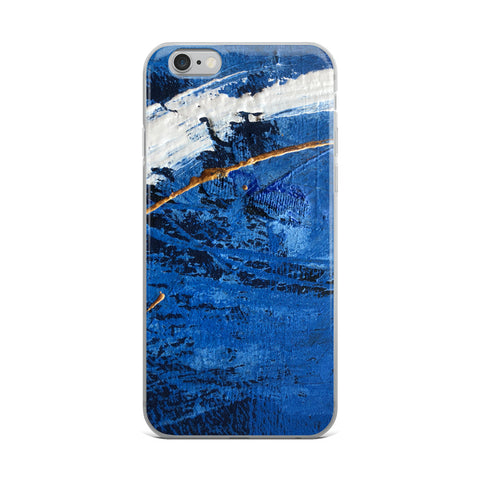 """Calm"" iPhone Case"