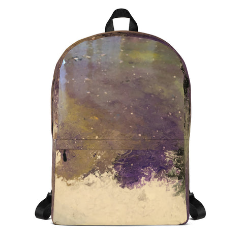 """love in the mirror"" Backpack"