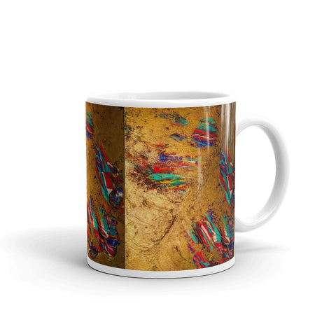 """Out of Cocoon"" Mug"