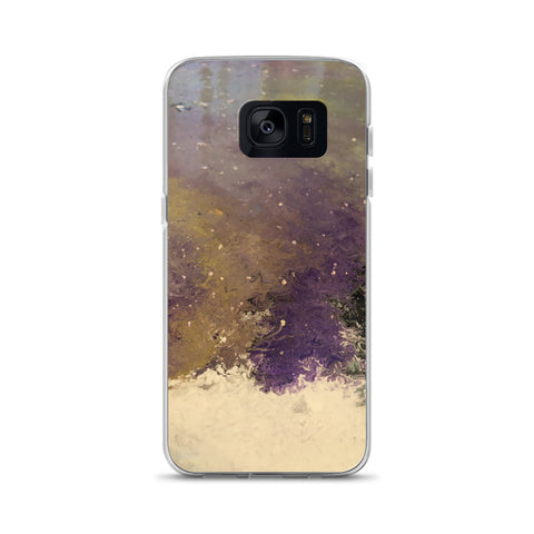 """Love, in the mirror"" Samsung Case"