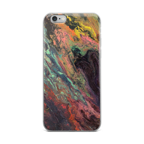 """The Unknown"" iPhone Case"