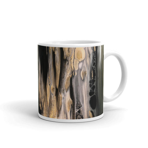 """Sacred Nights"" Mug"