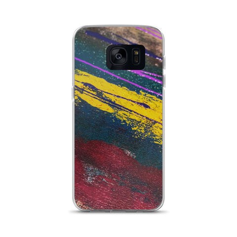 """2nd Breath"" Samsung Case"