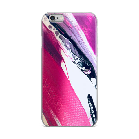 """Heartache & Hope II"" iPhone Case"