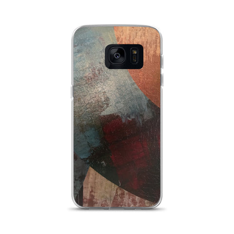 """Earth"" Samsung Case"