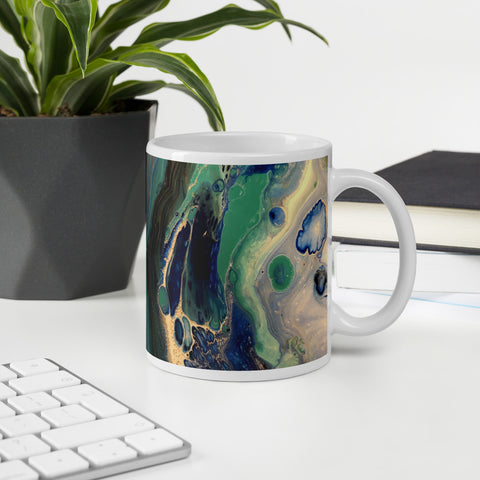 """The Universe In You"" Mug"