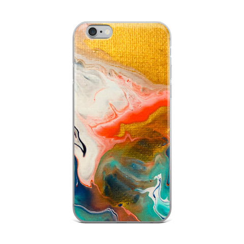 """Deeper II"" iPhone Case"