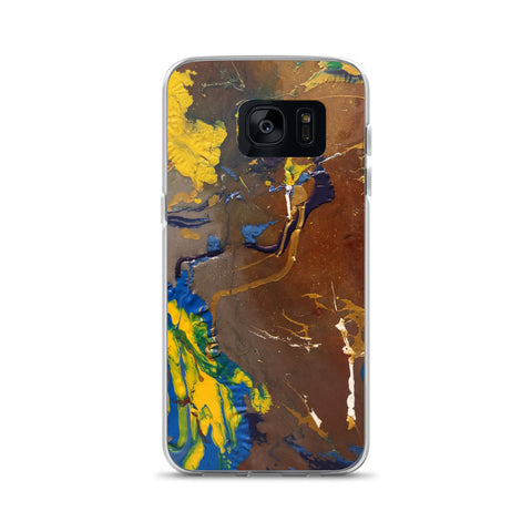 """Live Your Dreams"" Samsung Case"