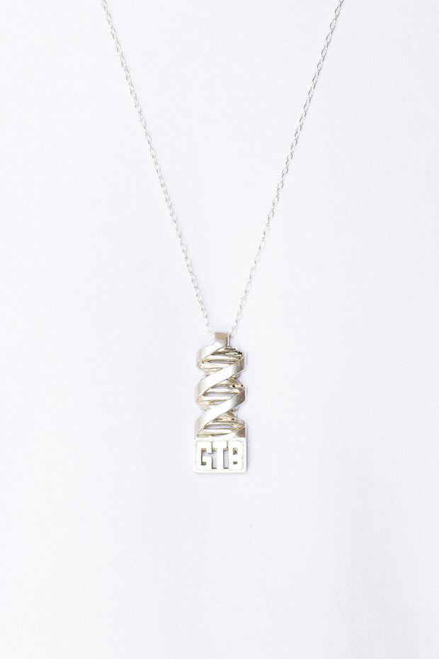 DNA Pendant and Chain