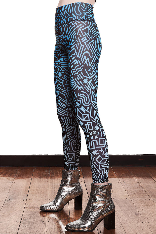 GTB Tech Portal Leggings