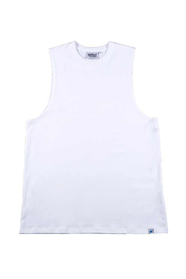 Sleeveless T-Shirt No Print