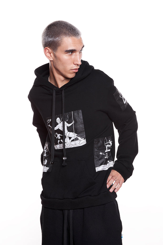 GTB Ego Battle Pull Over Hoodie