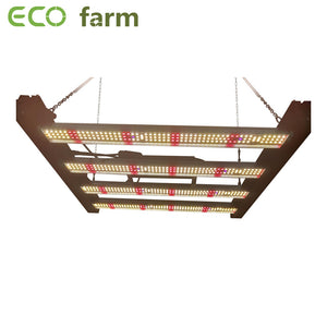 ECO Farm 240W Dimmable LED Grow Light +UV+IR Panels WIth Meanwell Driver