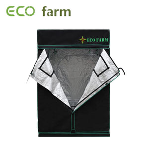 Eco Farm 4*4FT (48*48 Inch/ 120*120 CM) Hydroponics Professional Grow Tent For Indoor Plant Growing