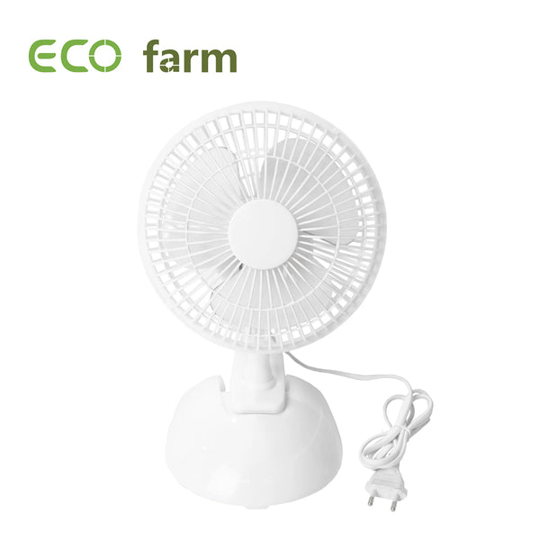 ECO Farm 6 Inch Mini Flexible Electric Clip Fan