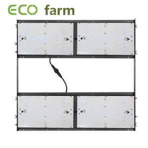 ECO Farm 240W/480W V3 Samsung 301H Chips 660nm UV IR MeanWell Driver Movable Quantum Board