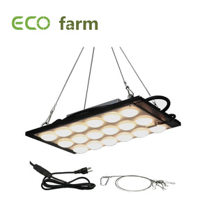 ECO Farm 120W/125W/240W/480W Waterproof Quantum Board LED Grow Lights With Samsung And Osram Chips