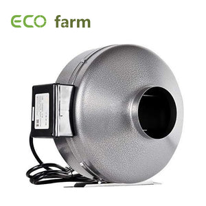 "ECO Farm 6""/10"" Inline Duct Ventilation Fan for Grow Tent"