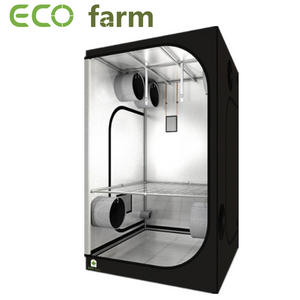 ECO Farm 5'x5' Essential Grow Tent Kit - 600W LM301B Quantum Board