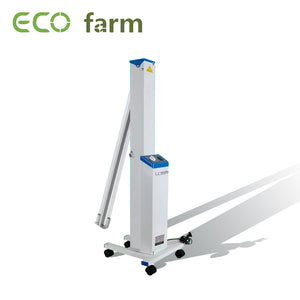 ECO Farm Removable UV Disinfection LED Lamp Car To Against Virus For Home