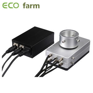 ECO Farm 4*7 Inch Heat Rosin Press Kit Aluminum Plates Kit 4 Pcs Rod Heaters