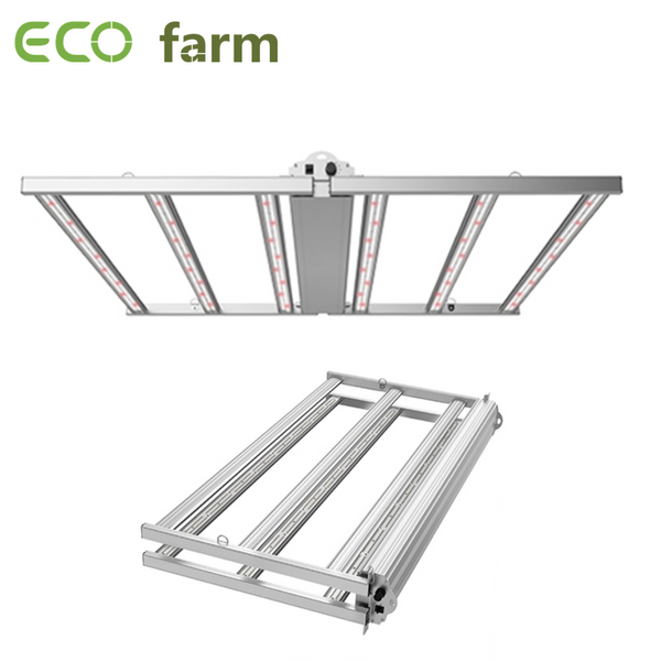 ECO Farm 660W/720W Foldable Full Spectrum Light Strips High Efficacy LED Light With Samsung 301B Chips