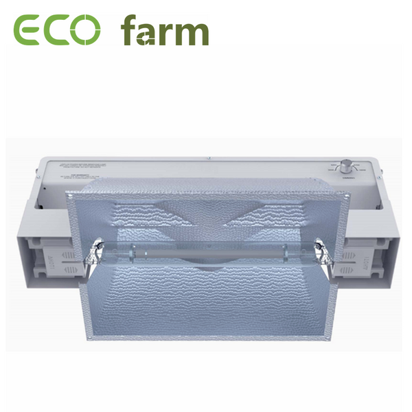 ECO Farm 1000W Double Ended Fixture 120V/240V Dimmable Grow Light