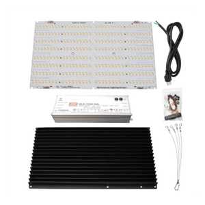 Horticulture Lighting Group 135 Watt V2 Spec Quantum Board DIY Kit