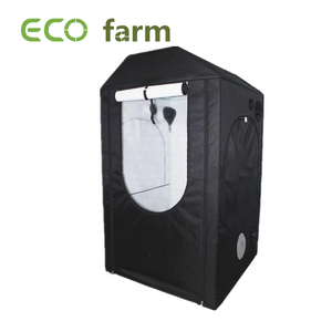 Eco Farm 4.7*4.7FT (56*56*72 Inch/ 140*140*180 CM) High-Reflective Tent Hydroponics Grow Tent