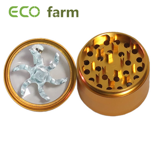 ECO Farm 2.2 Inch 4 Layers Mini Stainless Steel Spice Grinder