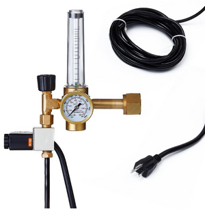 ECO Farm Hydroponic CO2 Regulator For Greenhouse