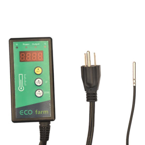 ECO Farm Digital Heat Mat Thermostat Temperature Controller