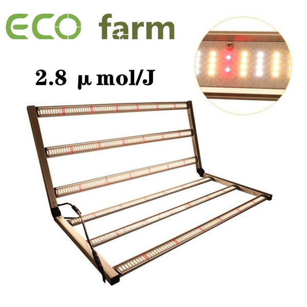 ECO Farm 480W/650W LED Grow Light Bars With Samsung 301B/Samsung 301H Chips Pro Version
