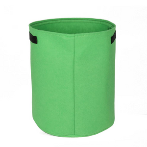 ECO Farm Non-woven Garden Planter Pot Fabric Bags With Handles Eco-friendly Garden Grow Bag