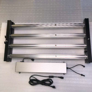 ECO Farm LED 600W Dimmable LED Grow Light (120 Degree) 3500K With Samsung 301H/301B Chips +UV+IR And Meanwell Driver Panels