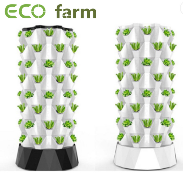 ECO Farm Indoor Hydroponic Grow Systems