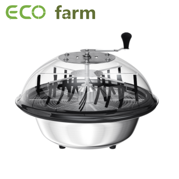 ECO Farm Bowl Trimmer 16inch / 19inch Cutting Hydroponic Grass Weed Bud Leaf Trimmer