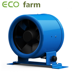 ECO Farm 5 Inch Silent High Speed IP68 Waterproof Tventilation Fan