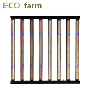 ECO Farm 650W LED Grow Light with Samsung 301B and Cree Chips Full Spectrum Light Strips Blue Version