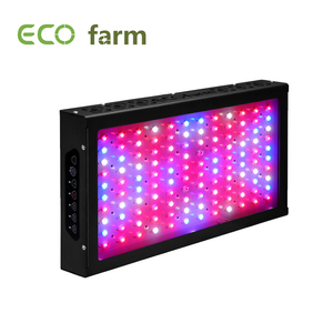 ECO Farm 206W Full Spectrum LED Grow Light For Indoor Plants Veg And Flower