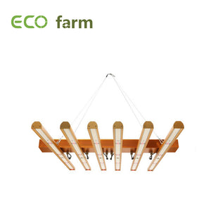 ECO Farm 300W/400W/500W Commercial LED Grow Light Strips With Samsung 561C Chips For Greenhouse