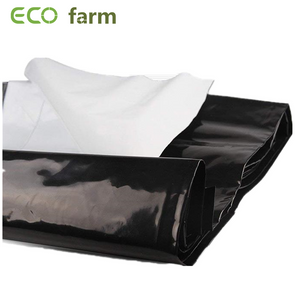 ECO Farm Black And White Poly Panda Film Hydroponic Garden Accessories