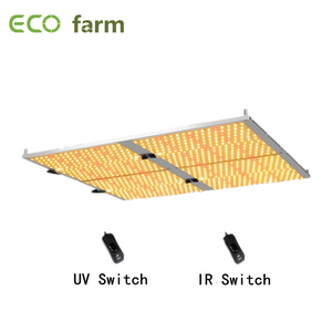 ECO Farm Samsung 240W/480W/720W Quantum Board With Individual UV IR Switch