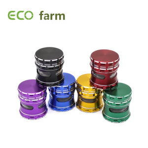 ECO Farm Colorful Mini Indoor Growing Plants Grinder