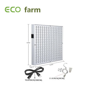ECO Farm Full Spectrum 45W Red And Blue LED Grow Light