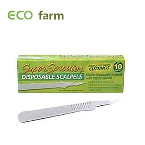 ECO Farm High Quality Disposable Scalpel/Cut Plant Branches