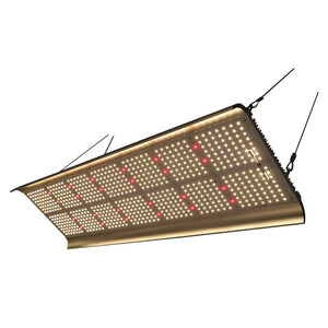 ECO Farm 100W/240W/320W Quantum Board With UV+IR Full Spectrum Dimmable LED Grow Light