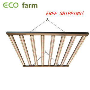 ECO Farm 650W LED Grow Light New Upgrade Full Spectrum With SMD2835 Chips Light Strips With Inventronics Driver Free Shipping